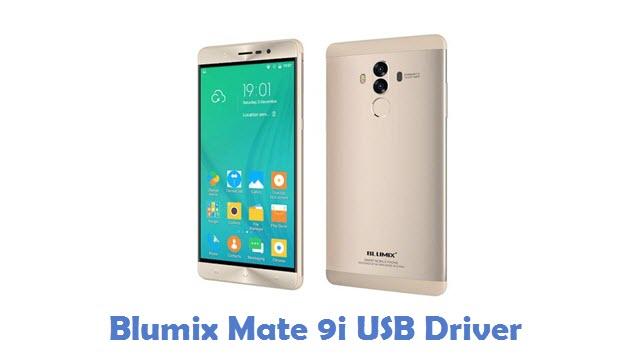 Blumix Mate 9i USB Driver