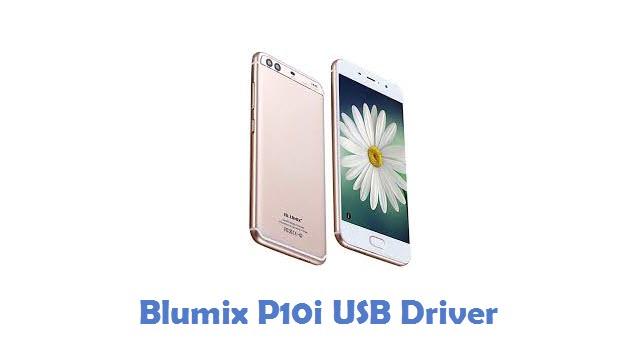 Blumix P10i USB Driver