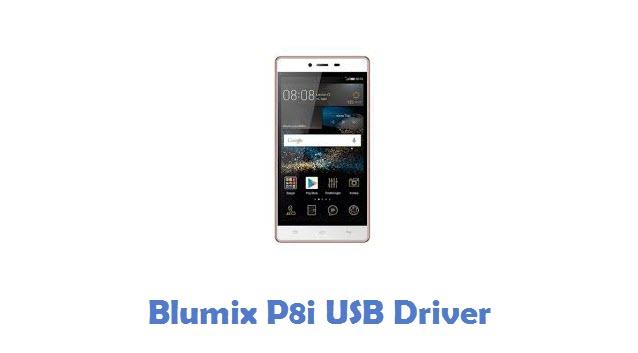 Blumix P8i USB Driver