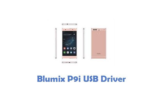 Blumix P9i USB Driver