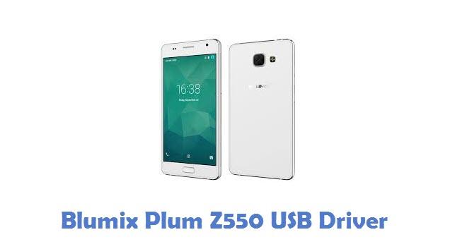 Blumix Plum Z550 USB Driver