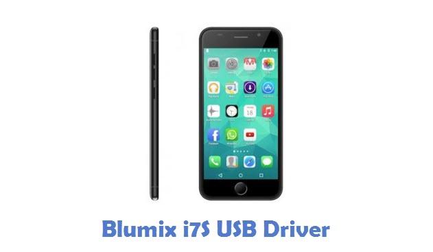 Blumix i7S USB Driver