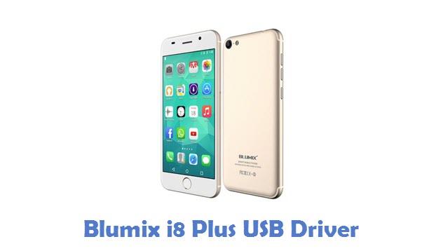 Blumix i8 Plus USB Driver