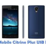 CKK Mobile Citrine Plus USB Driver