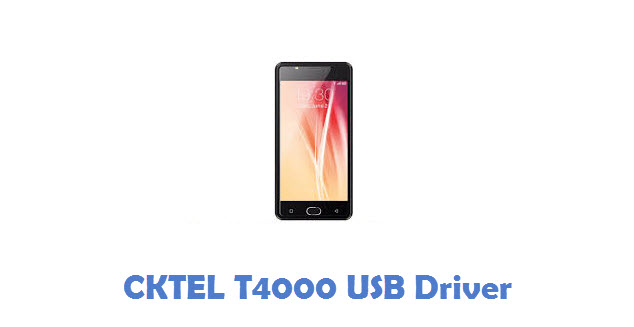 CKTEL T4000 USB Driver