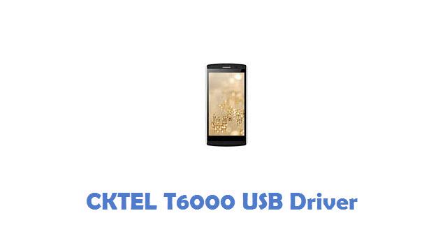 CKTEL T6000 USB Driver
