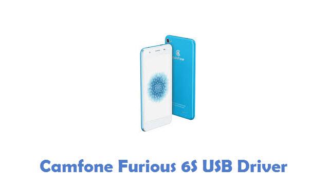 Camfone Furious 6S USB Driver