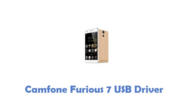 Camfone Furious 7 USB Driver