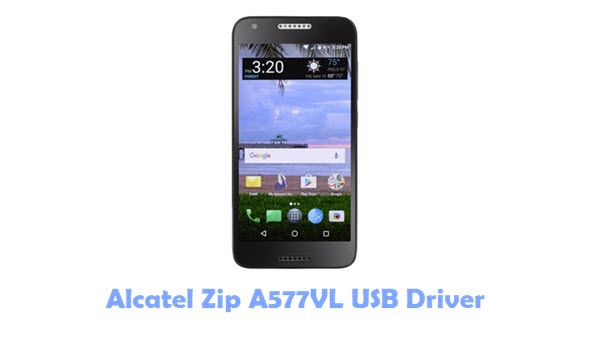 Download Alcatel Zip A577VL USB Driver