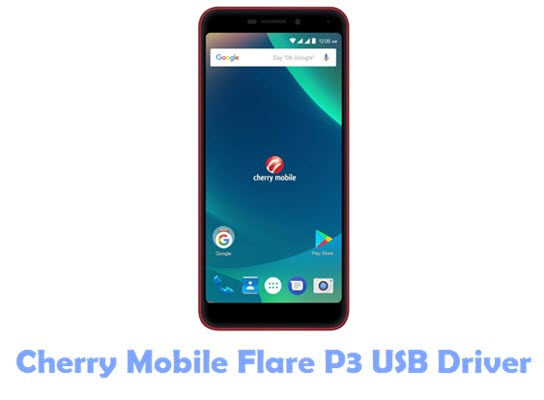 Download Cherry Mobile Flare P3 USB Driver
