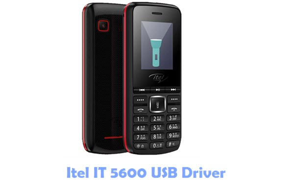 Itel IT 5600 USB Driver