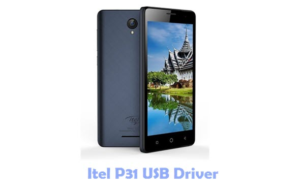 Download Itel P31 USB Driver
