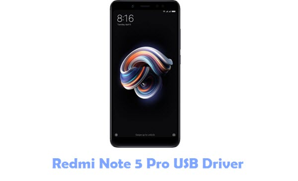 Download Redmi Note 5 Pro USB Driver
