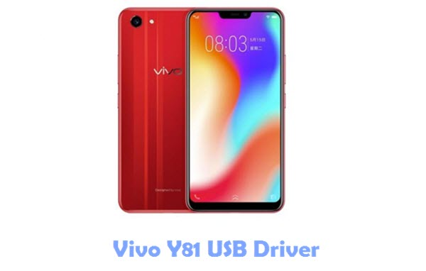 Download Vivo Y81 USB Driver