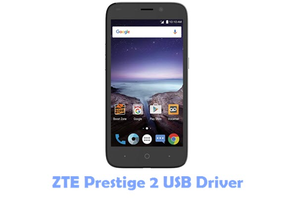 Download ZTE Prestige 2 USB Driver