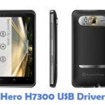 Hero H7300 USB Driver