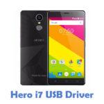 Hero i7 USB Driver