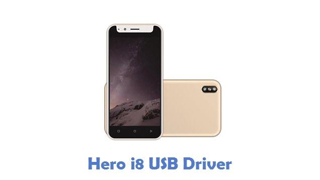 Hero i8 USB Driver