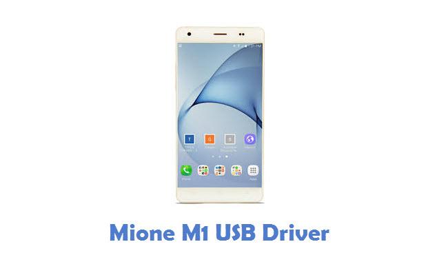Mione M1 USB Driver