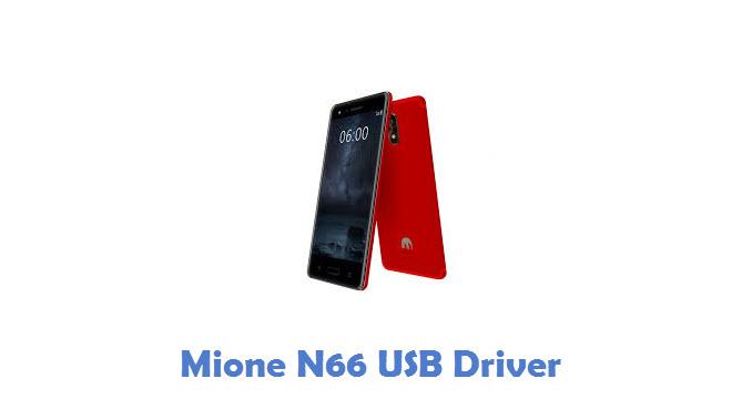 Mione N66 USB Driver