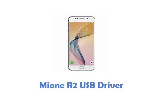 Mione R2 USB Driver