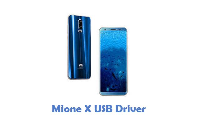 Mione X USB Driver