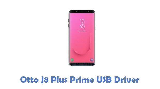 Otto J8 Plus Prime USB Driver
