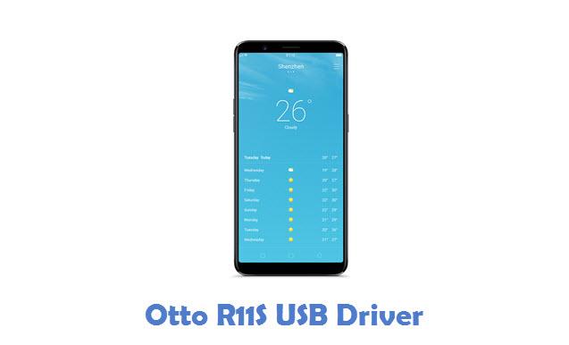 Otto R11S USB Driver