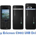 Sony Ericsson C902 USB Driver