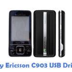 Sony Ericsson C903 USB Driver