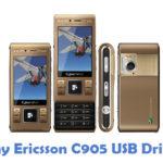 Sony Ericsson C905 USB Driver