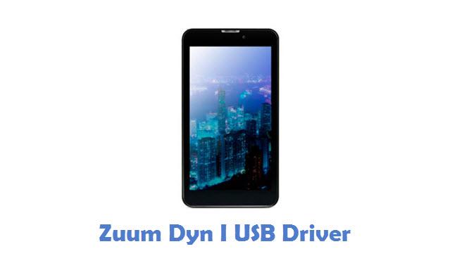 Zuum Dyn I USB Driver