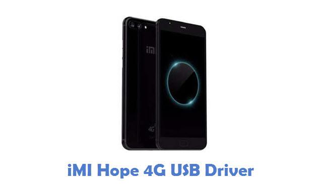 iMI Hope 4G USB Driver