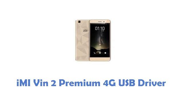 iMI Vin 2 Premium 4G USB Driver