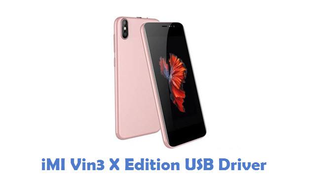 iMI Vin3 X Edition USB Driver