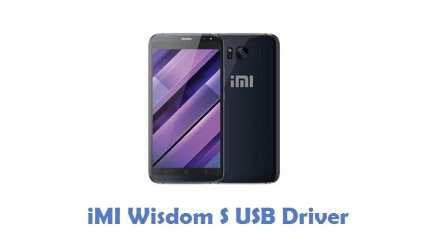 iMI Wisdom S USB Driver