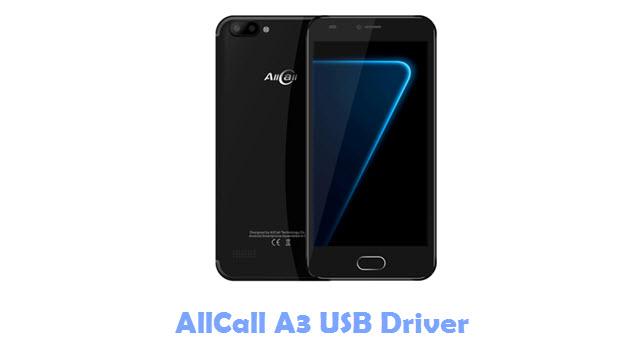 AllCall A3 USB Driver