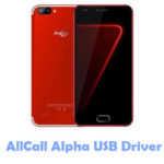Download AllCall Alpha USB Driver
