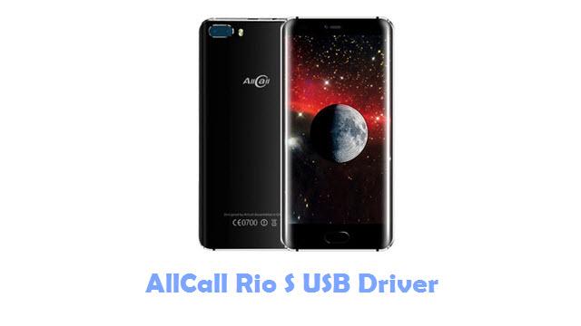 AllCall Rio S USB Driver