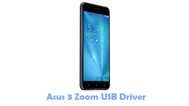 Download Asus 3 Zoom USB Driver