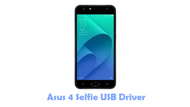 Download Asus 4 Selfie USB Driver