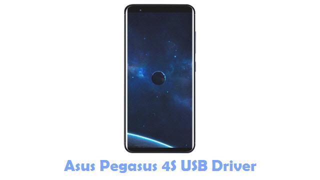 Download Asus Pegasus 4S USB Driver