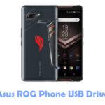 Asus ROG Phone USB Driver