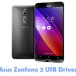 Asus Zenfone 2 USB Driver