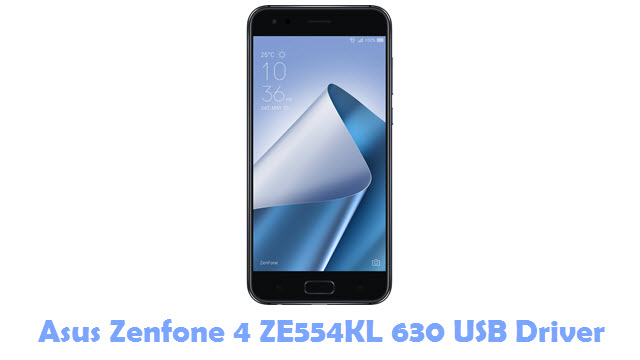 Download Asus Zenfone 4 ZE554KL 630 USB Driver
