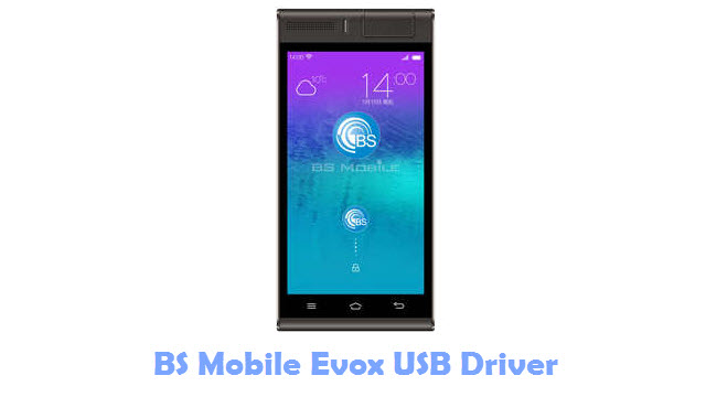 Download BS Mobile Evox USB Driver USB Driver