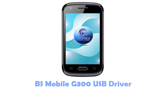 BS Mobile G300 USB Driver