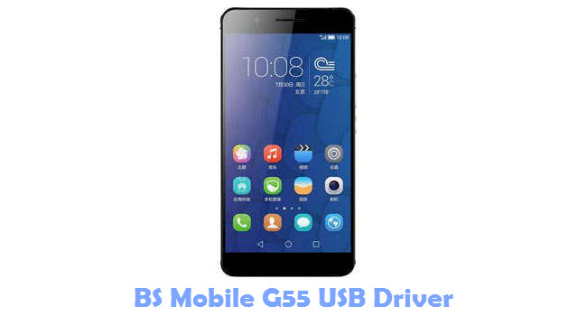 BS Mobile G55 USB Driver