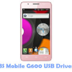 Download BS Mobile G600 USB Driver