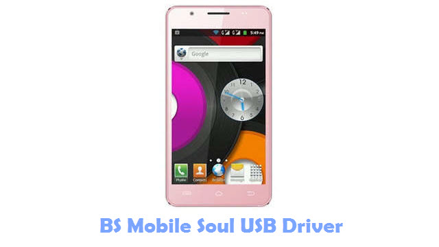 BS Mobile Soul USB Driver